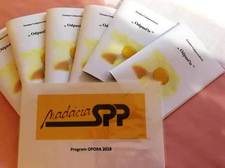Nadácia SPP Program OPORA 2018
